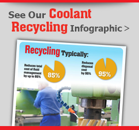 See Our Coolant Recycling Infographic
