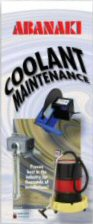 Coolant Maintanance