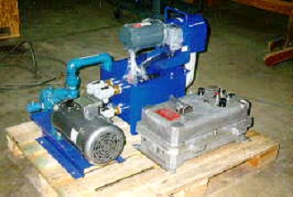 groundwater remediation oil skimmer
