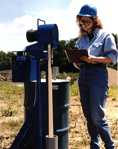 Abanaki groundwater remediation system