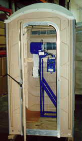 discrete groundwater remediation system